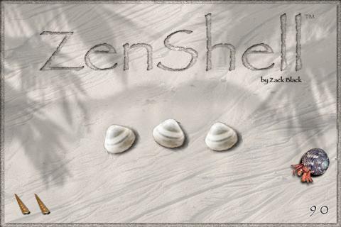 Screenshot ZenShell