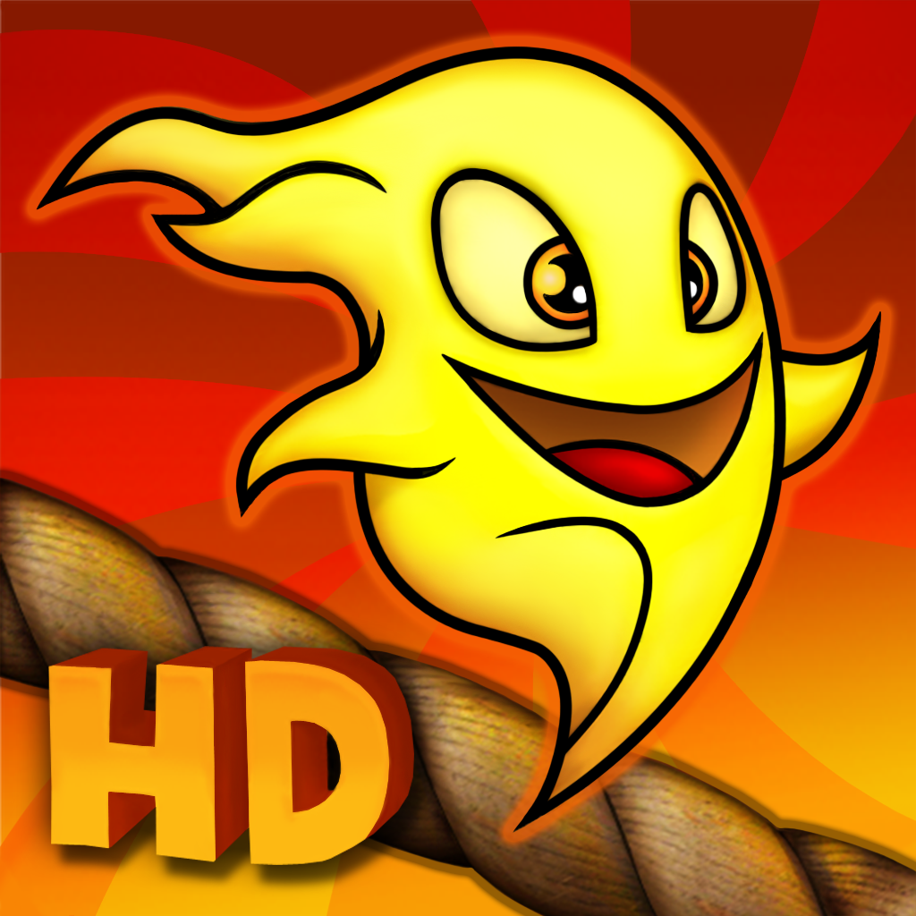Burn the Rope HD iOS