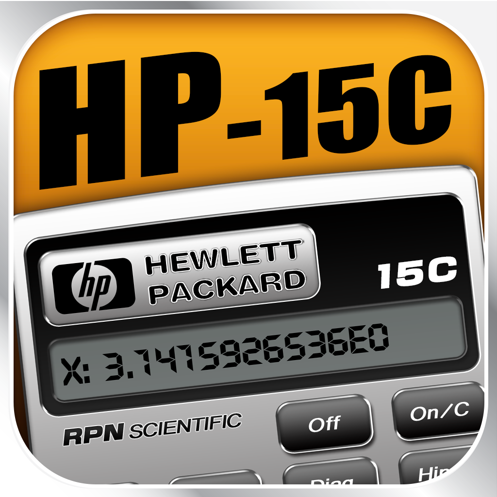 all apps for hp 15c scientific calculator found on general. Black Bedroom Furniture Sets. Home Design Ideas